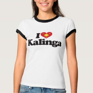 I Love Kalinga Tee Shirt