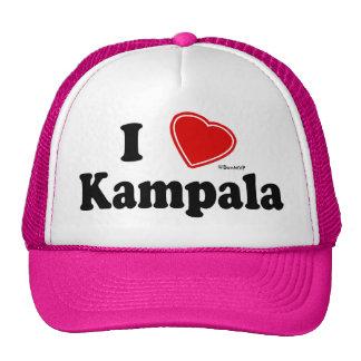 I Love Kampala Hats