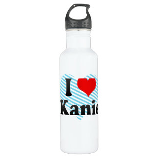 I Love Kanie, Japan. Aisuru Kanie, Japan 710 Ml Water Bottle