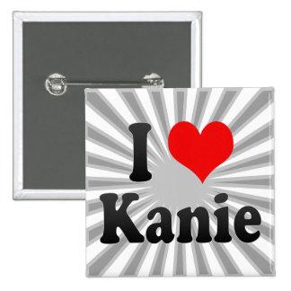 I Love Kanie Japan Aisuru Kanie Japan Pin