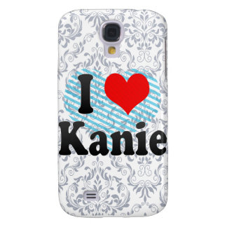 I Love Kanie Japan Aisuru Kanie Japan Samsung Galaxy S4 Cover