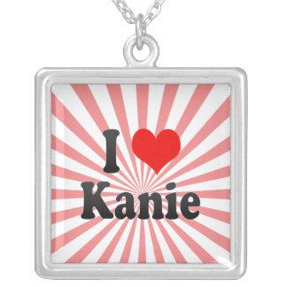 I Love Kanie Japan Aisuru Kanie Japan Personalized Necklace