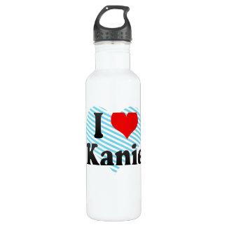 I Love Kanie, Japan. Aisuru Kanie, Japan 24oz Water Bottle