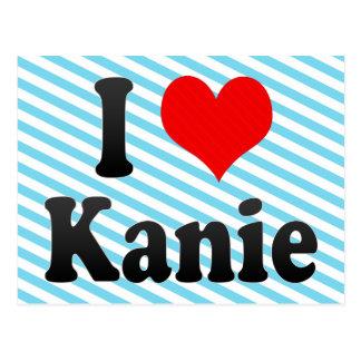 I Love Kanie, Japan. Aisuru Kanie, Japan Postcard