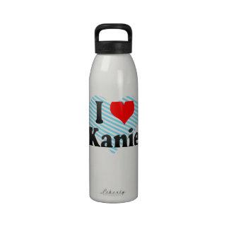 I Love Kanie Japan Aisuru Kanie Japan Drinking Bottles