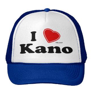I Love Kano Cap