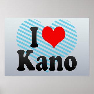 I Love Kano Nigeria Poster