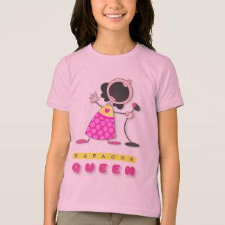 I Love Karaoke | Karaoke Queen T Shirt
