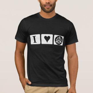 I LOVE KAZUNION T-Shirt
