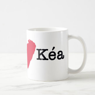 I Love Kéa cup (mod.001) Mugs