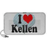 I love Kellen Travel Speaker