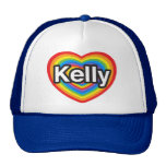 I love Kelly. I love you Kelly. Heart