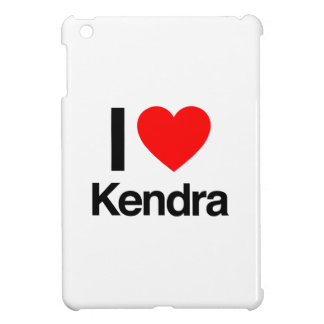 i love kendra case for the iPad mini
