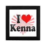 I love Kenna Jewelry Box