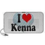 I love Kenna Travel Speakers