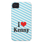 I love Kenny iPhone 4 Case