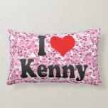 I love Kenny Pillows
