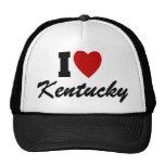 I Love Kentucky Hats