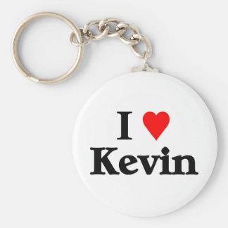 I love kevin key ring