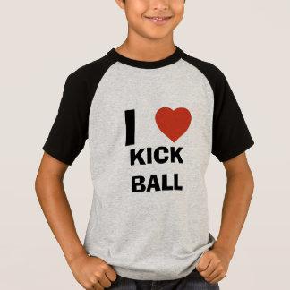 I love kick ball T-Shirt