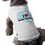 I love Kick The Can Doggie Tshirt