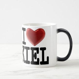 I Love KIEL Morphing Mug