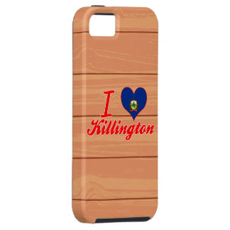 I Love Killington, Vermont iPhone 5 Covers