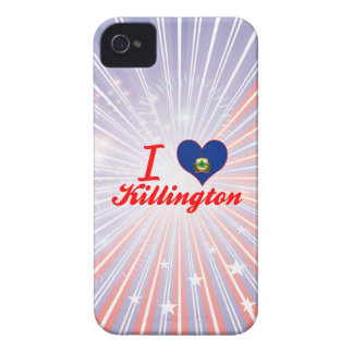 I Love Killington, Vermont iPhone 4 Case