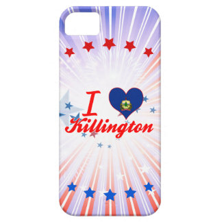 I Love Killington, Vermont iPhone 5/5S Covers