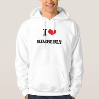 I Love Kimberly Sweatshirt