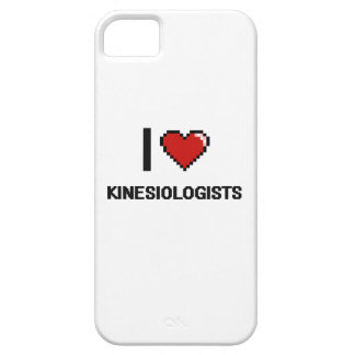 I love Kinesiologists iPhone 5 Cover