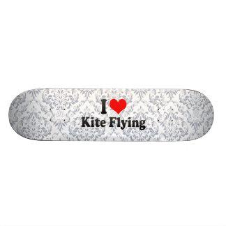 I love Kite Flying Skate Deck