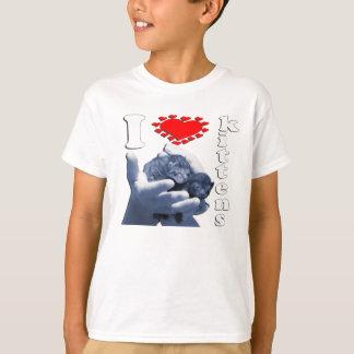 I love kittens t-shirts