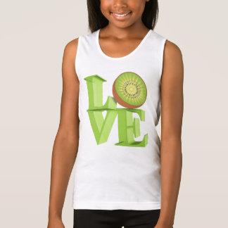 I LOVE KIWI(Kiwi Fruits/Kiwi Berry) Tank Top