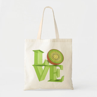I LOVE KIWI(Kiwi Fruits/Kiwi Berry) Tote Bag