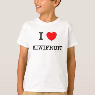 I Love KIWIFRUIT ( food ) T-Shirt