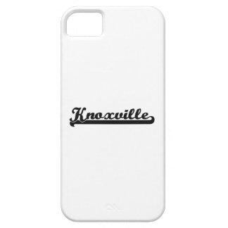 I love Knoxville Tennessee Classic Design Barely There iPhone 5 Case
