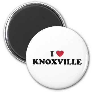 I Love Knoxville Tennessee Fridge Magnets