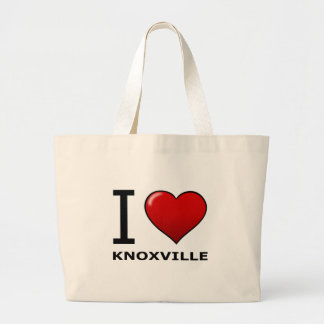 I LOVE KNOXVILLE,TN - TENNESSEE BAGS