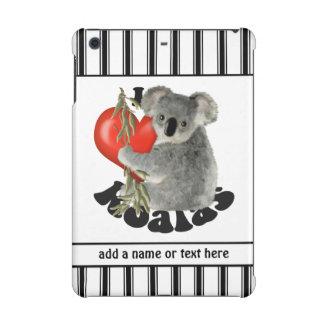 I Love Koalas Personalized