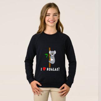 I Love Koalas! Sweatshirt