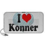 I love Konner Mini Speaker