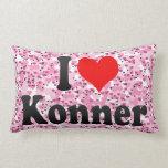 I love Konner Pillow