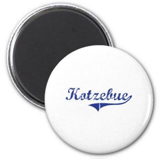 I Love Kotzebue Alaska Fridge Magnets