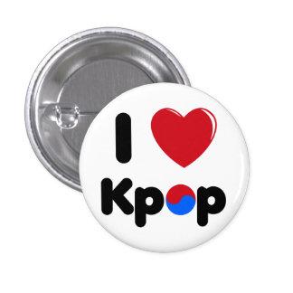 I love kpop button
