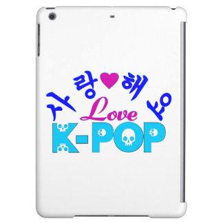 ♪♥I Love KPop Fab iPad Air Hard shell Case♥♫