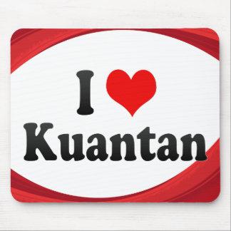 I Love Kuantan Malaysia Mouse Pad