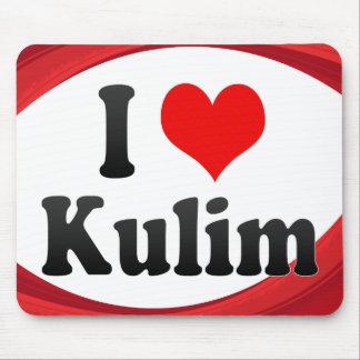 I Love Kulim Malaysia Mouse Pad