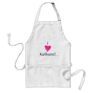 I Love Kuthumi! Adult Apron