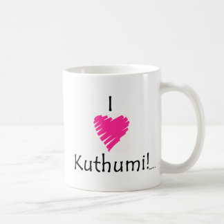 I Love Kuthumi! Coffee Mug